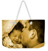 A Father's Love Weekender Tote Bag