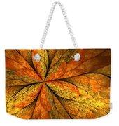 A Feeling Of Autumn Weekender Tote Bag