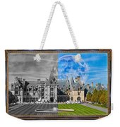 A Feeling Of Past And Present Weekender Tote Bag