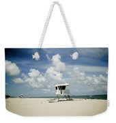 A Fine Day At The Beach Weekender Tote Bag
