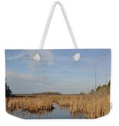 A Fine Place For Ducks Weekender Tote Bag