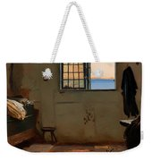 A Fisherman's Bedroom Weekender Tote Bag