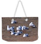 A Flock Of Seagulls Weekender Tote Bag
