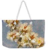 A Flourishing Cherry Branch Weekender Tote Bag