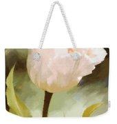 One Beautiful Flower Impressionism Weekender Tote Bag
