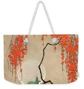 A Flowering Tree Weekender Tote Bag