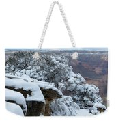 A Foot At The Canyon Weekender Tote Bag
