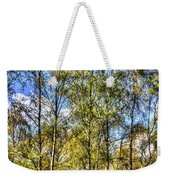 A Forest Glade Weekender Tote Bag