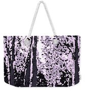 A Forest Silhouette Weekender Tote Bag