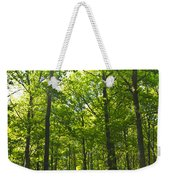 A Forest Walk Weekender Tote Bag
