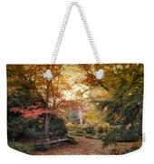 A Formal Garden Weekender Tote Bag