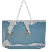 A Frame In The Mountains Weekender Tote Bag