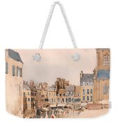 A French Market Place Weekender Tote Bag