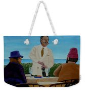 A Fresh Bottle Weekender Tote Bag by Anthony Dunphy