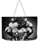 A Fruit Bowl Weekender Tote Bag