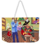 A Funky Kind-a-party Weekender Tote Bag