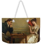 A Game Of Chess Weekender Tote Bag