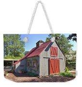 A Garden Barn Weekender Tote Bag
