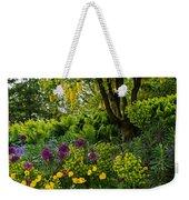 A Garden Of Color Weekender Tote Bag