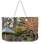 A Garden Walk In February Weekender Tote Bag
