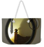 A Ghost Of The Cowboy Weekender Tote Bag