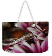 A Gift Amongst The Flowers Weekender Tote Bag