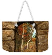 A Gimpse Of Autumn Weekender Tote Bag