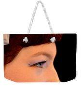 A Girl Named Meg Weekender Tote Bag