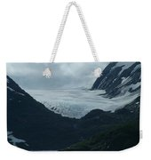 A Glacier Receding - II Weekender Tote Bag