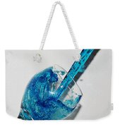 A Glass Of Rain Weekender Tote Bag