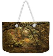 A Glimpse Of Autumn Weekender Tote Bag