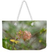 A Glimpse Of Spring To Come Weekender Tote Bag