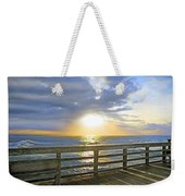 A Glorious Moment Weekender Tote Bag