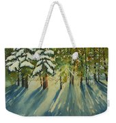 A Glow In The Forest Weekender Tote Bag