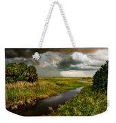 A Glow On The Marsh Weekender Tote Bag