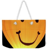 A Glowing Smile Weekender Tote Bag