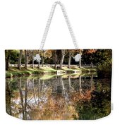 A Golden Moment  Weekender Tote Bag by France  Art