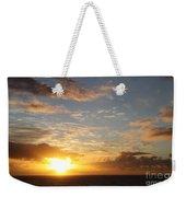 A Golden Sunrise - Singer Island Weekender Tote Bag