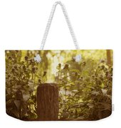 A Good Morning Weekender Tote Bag