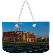 A Good Place To Live Weekender Tote Bag
