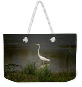 A Grassland Beauty Weekender Tote Bag