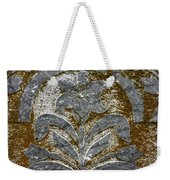 A Grave Detail Weekender Tote Bag by Jean Noren