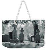 A Graveyard Weekender Tote Bag