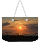 A Great Way To Start The Day Weekender Tote Bag