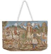 A Greek Feast Weekender Tote Bag
