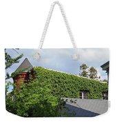 A Green House Weekender Tote Bag