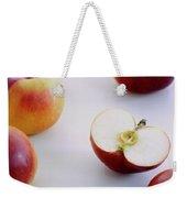 A Group Of Apples Weekender Tote Bag