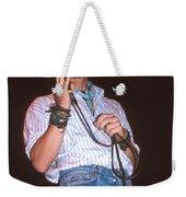 A-ha Weekender Tote Bag