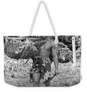 A Hawaiian With Coconuts Weekender Tote Bag