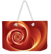 A Heart In Turmoil Weekender Tote Bag